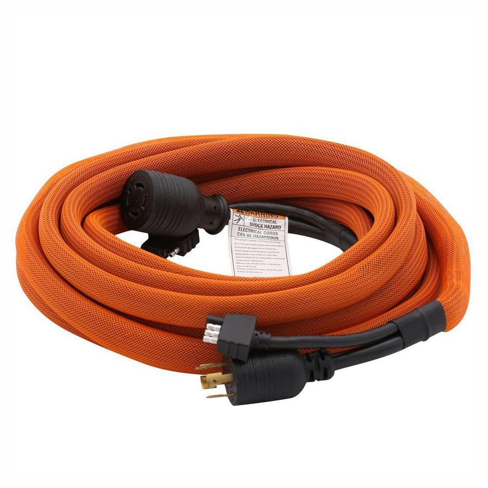 RIDGID 25 ft. Generator Extension Cord Extension cord