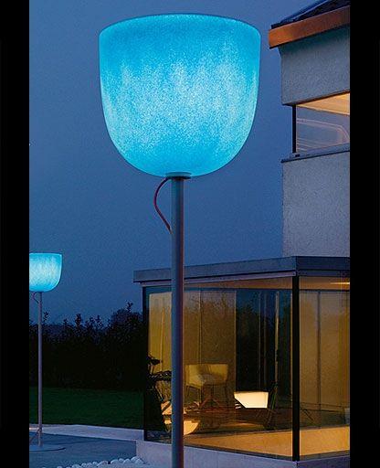 Campanone outdoor floor lamp Modern Floors and Outdoor