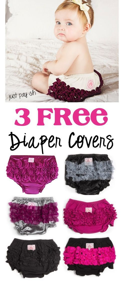 Free Baby Stuff How To Get 3 Free Diaper Covers For Babies I Ve