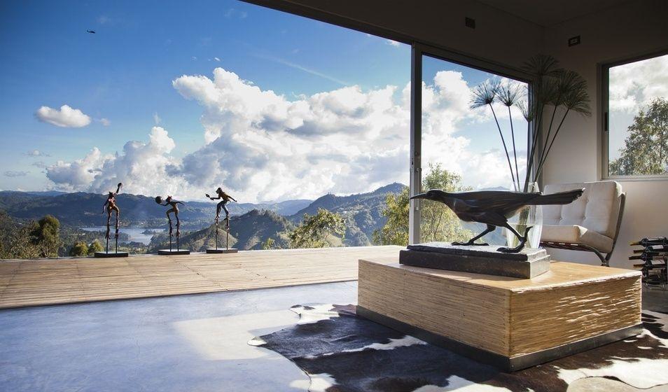 Lago en el Cielo. D+R Arquitectos - Colombia