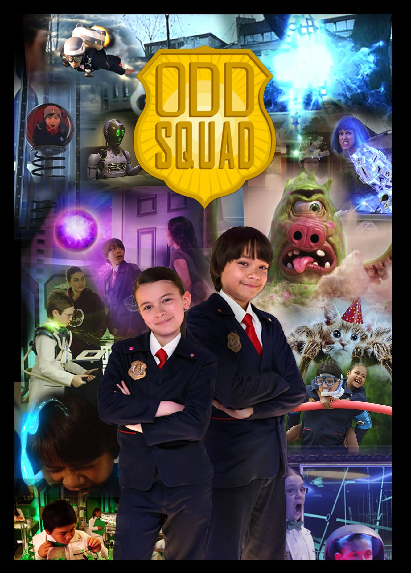 PBS Odd Squad Continues Shows the Cool Side of Math While