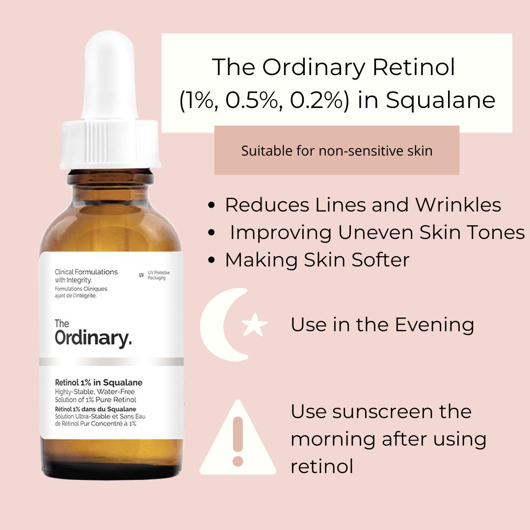 Retinol In 2020 The Ordinary Skincare The Ordinary Retinol Beauty Skin Care Routine