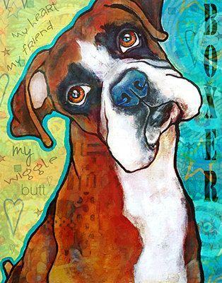 Kết quả hình ảnh cho tranh con chó màu nước