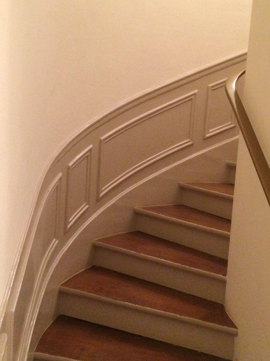 cage d'escalier | Odile Fiore