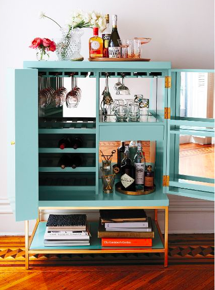 Pin By Katie Penland On For The Home Pinterest Bar Carts Bar Adorable Penlands Furniture Style