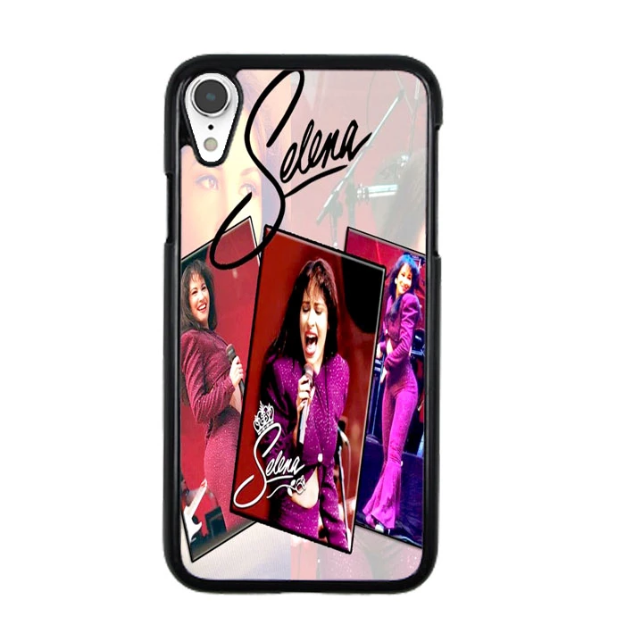Selena Quintanilla Performance iPhone XR Case