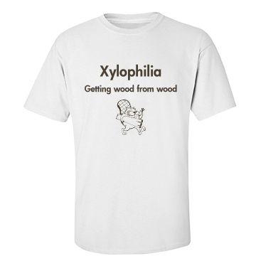 Xylophilia