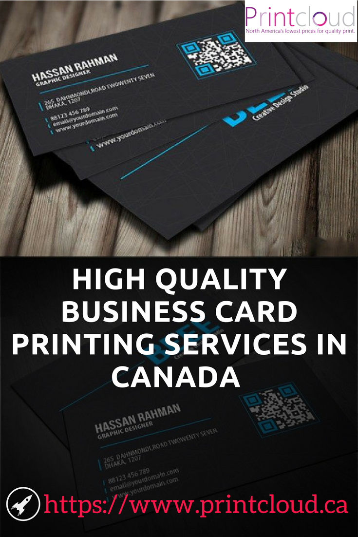High quality business card printing services in canada printcloud high quality business card printing services in canada printcloud pinterest business cards business and squares reheart Images