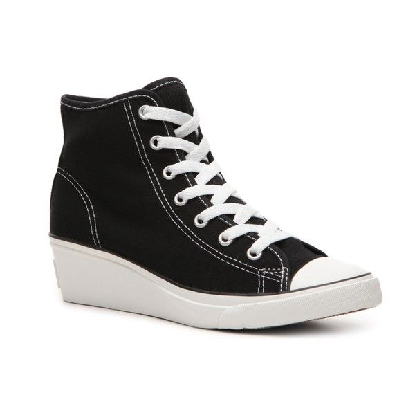 98ce2c4f961 Converse Chuck Taylor All Star Hi-Ness Wedge Sneaker - Womens ( 55 ...