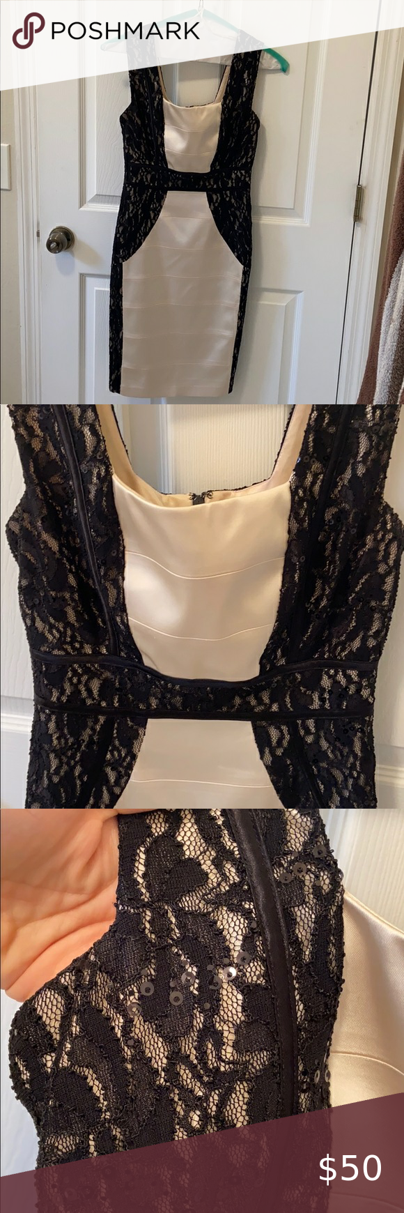 Jax Dress Dresses Black Lace Dress Lace Dress [ 1740 x 580 Pixel ]