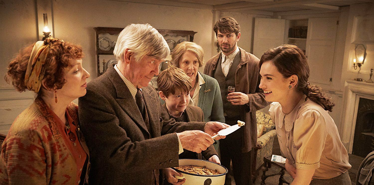 The Guernsey Literary and Potato Peel Pie Society Film