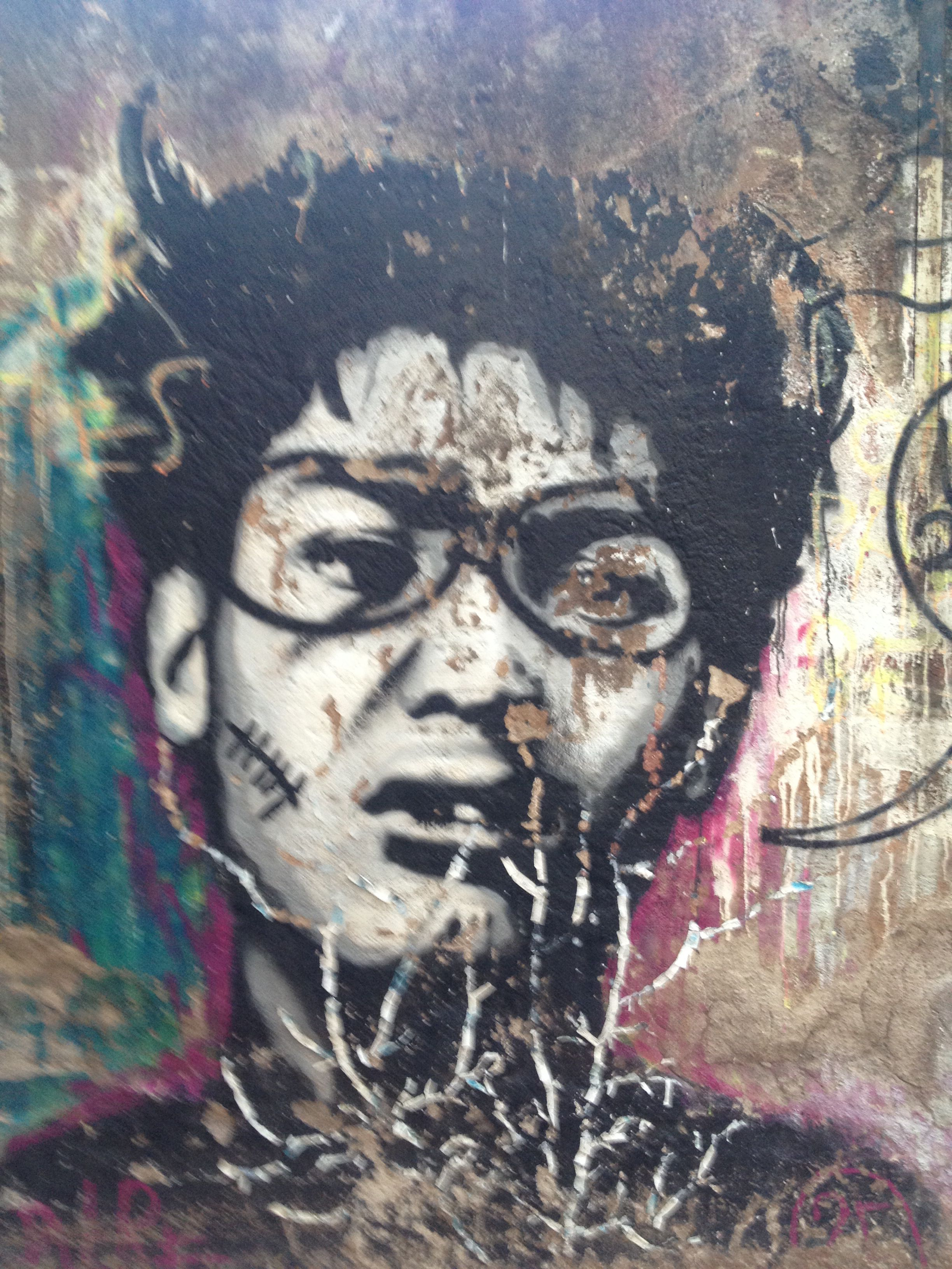 Rome roma urban art graffiti san lorenzo