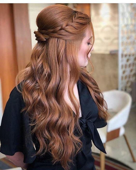 20 Ideas De Peinados Para Cabello Largo Peinados Para Cabello Largo Peinados Poco Cabello Peinado Cabello Largo