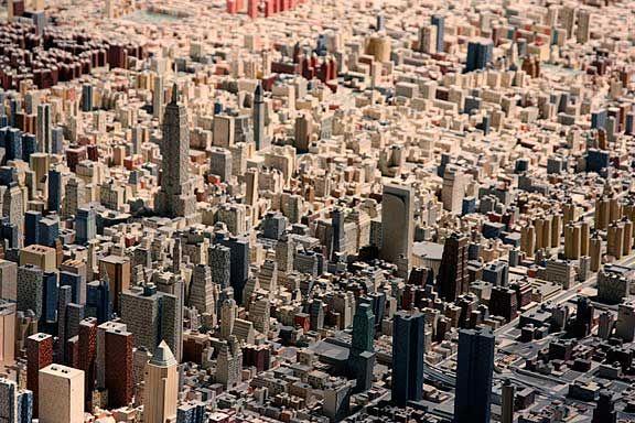 Mini NYC | Dioramas and Doll Houses | New York, New York ...