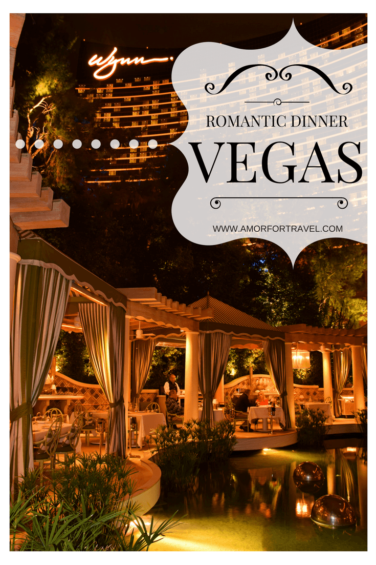 Las Vegas Most Romantic Restaurant Luxury Travel Las