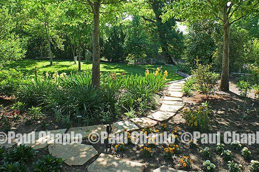 Garden path garden landscape architecture digital for Garden design dallas