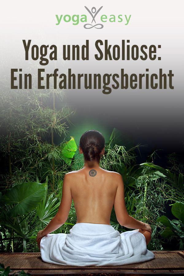 Yoga und Skoliose: Ein Erfahrungsbericht