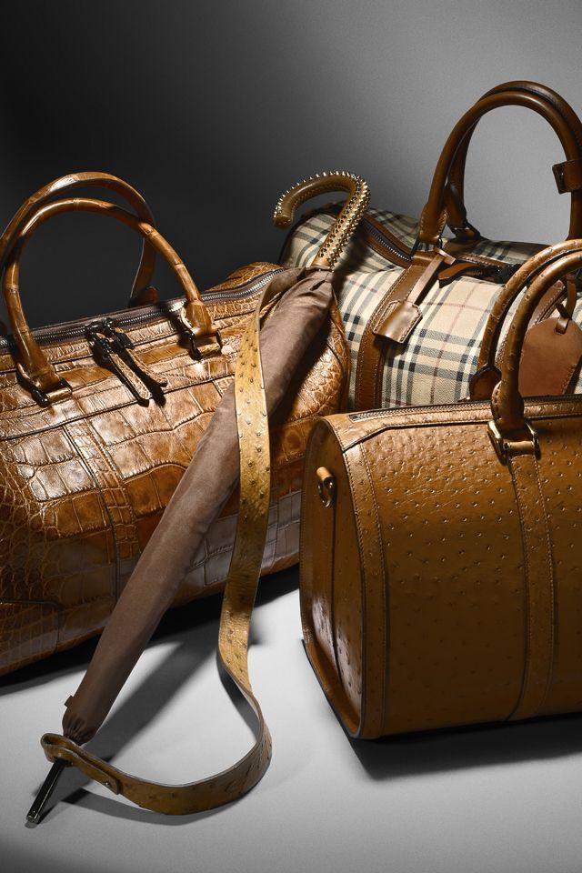 Burberry Autumn/Winter 2012 accessories v