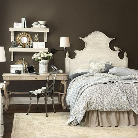 Claudette Headboard With Images Home Bedroom Home Home Decor
