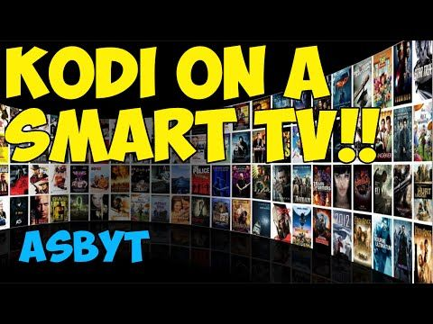 KODI ON SMART TV 2017?!!! SAMSUNG / LG / PANASONIC / SONY ETC