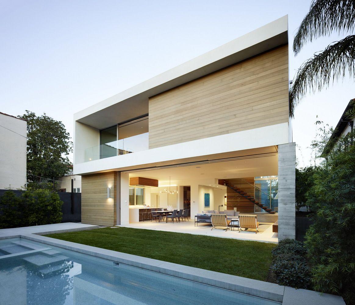 Gallery of Crescent Drive / Ehrlich Architects - 1   Moderne häuser ...