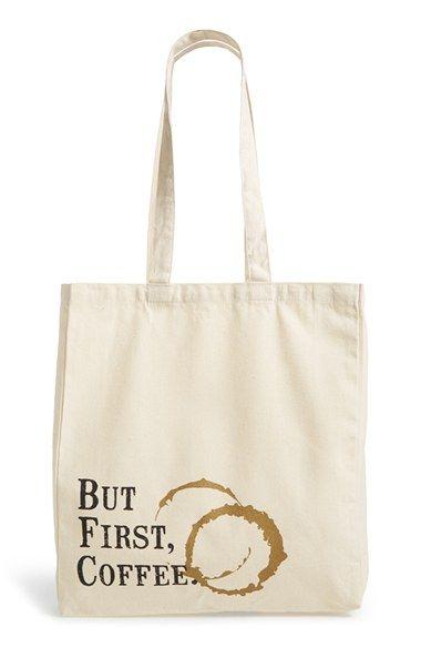 Canvas Tote Bag   Nordstrom