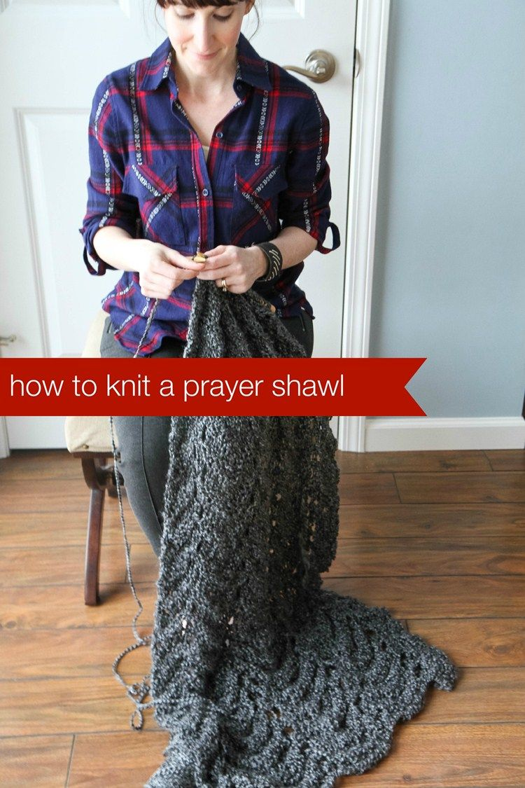 How to Make the Perfect Prayer Shawl | Blusas lindas, De todo y Blusas