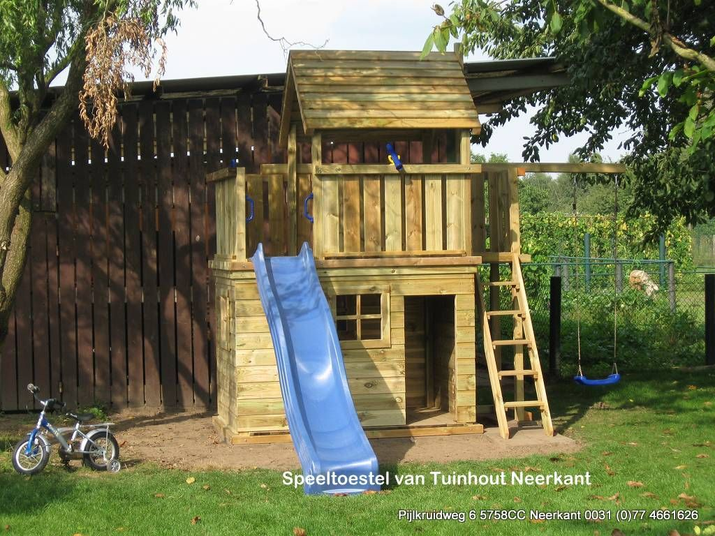 Balkon groot speelhuis eindhoveng speeltoetsel voor