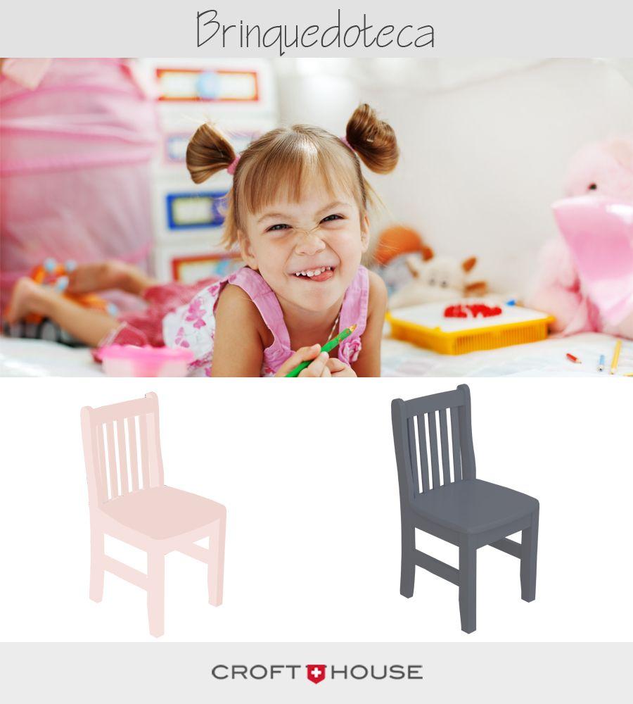 Faça a brinquedoteca no quarto da sua filha! Faça uma combinação das cadeirinhas rosa e cinza <3  #brinquedoteca #cadeirainfantil #mesinhainfantil #cadeiras #mesinha #acessorios #brincaremcasa #brinquedotecaemcasa #diversao #diversaoemfamilia #moveiscrianca #moveisparabrinquedoteca #cadeirinhamadeira #cadeiramadeirainfantil