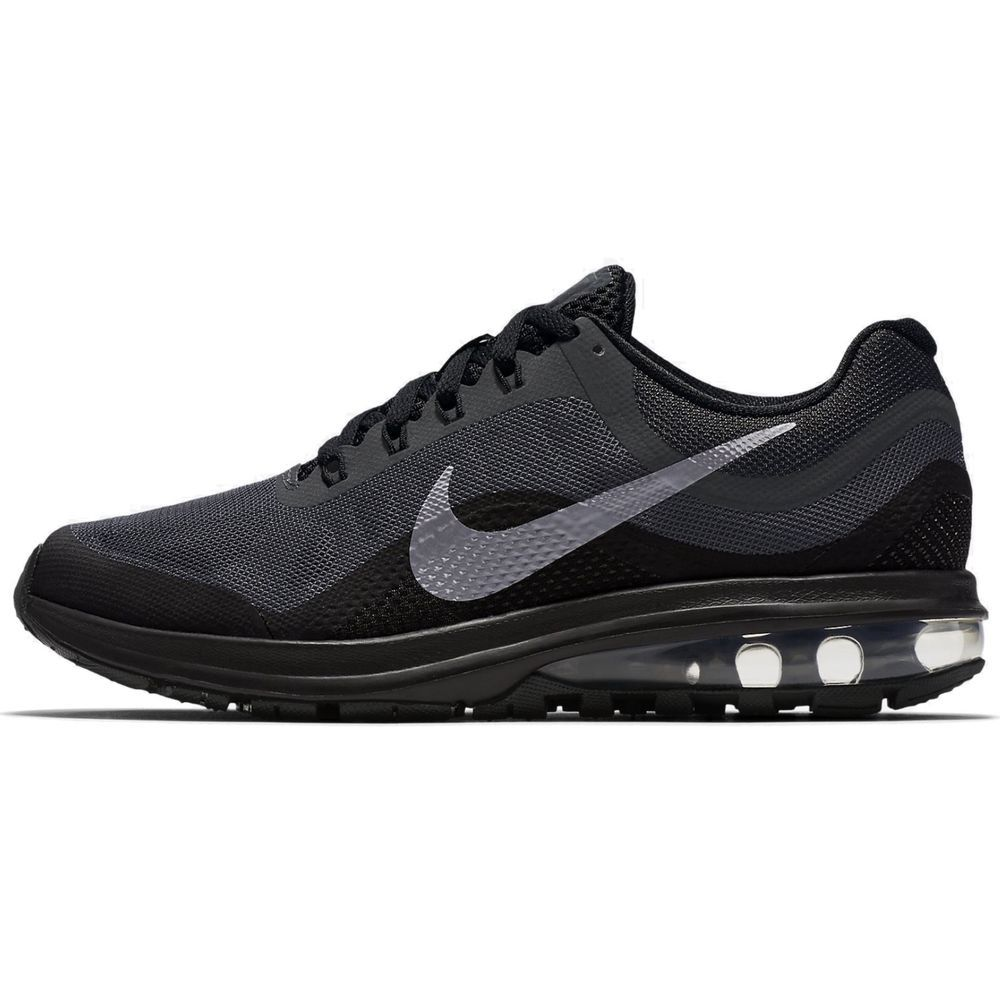 Nike Air Max Dynasty 2 Black Anthracite Grey 852445 001