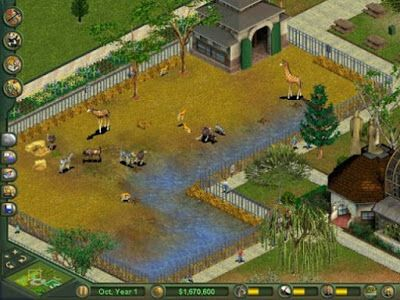 Zoo Tycoon 1 Full Version For Pc