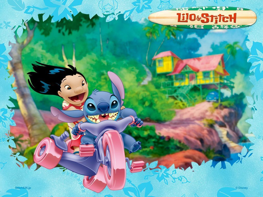Lilo And Stitch Wallpaper Hd For Iphone Android Iphonelovely 729