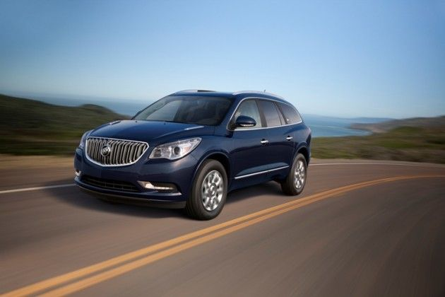 Buick Enclave Tuscan Edition Appears To Be A Thing Maybe Buick