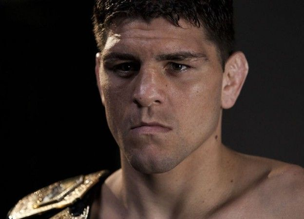 Mma Fighter Nick Diaz Suspended For Five Years Ufc Fighters Mma