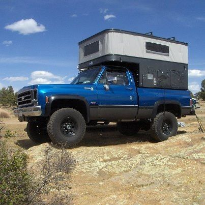 Photo Gallery With Images Pop Up Truck Campers Truck Camper