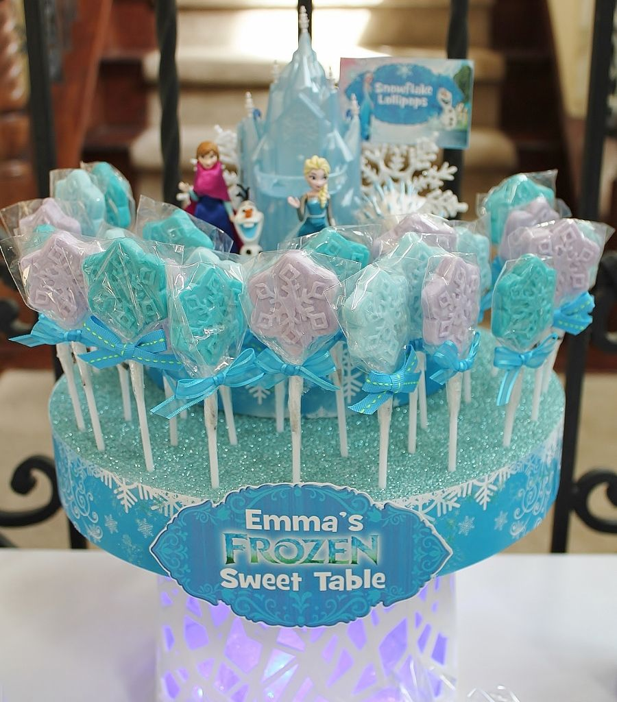 Frozen Candy Table Frozen Candy Table Candy Table Candy Buffet Tables