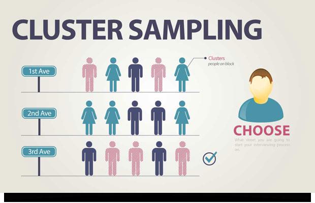 cluster-sampling | wgu statistics | pinterest | statistics, math and