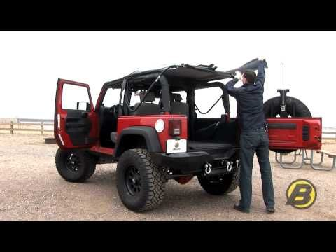 Bestop How To Get The Most From Your Soft Top Jeep Wrangler 2