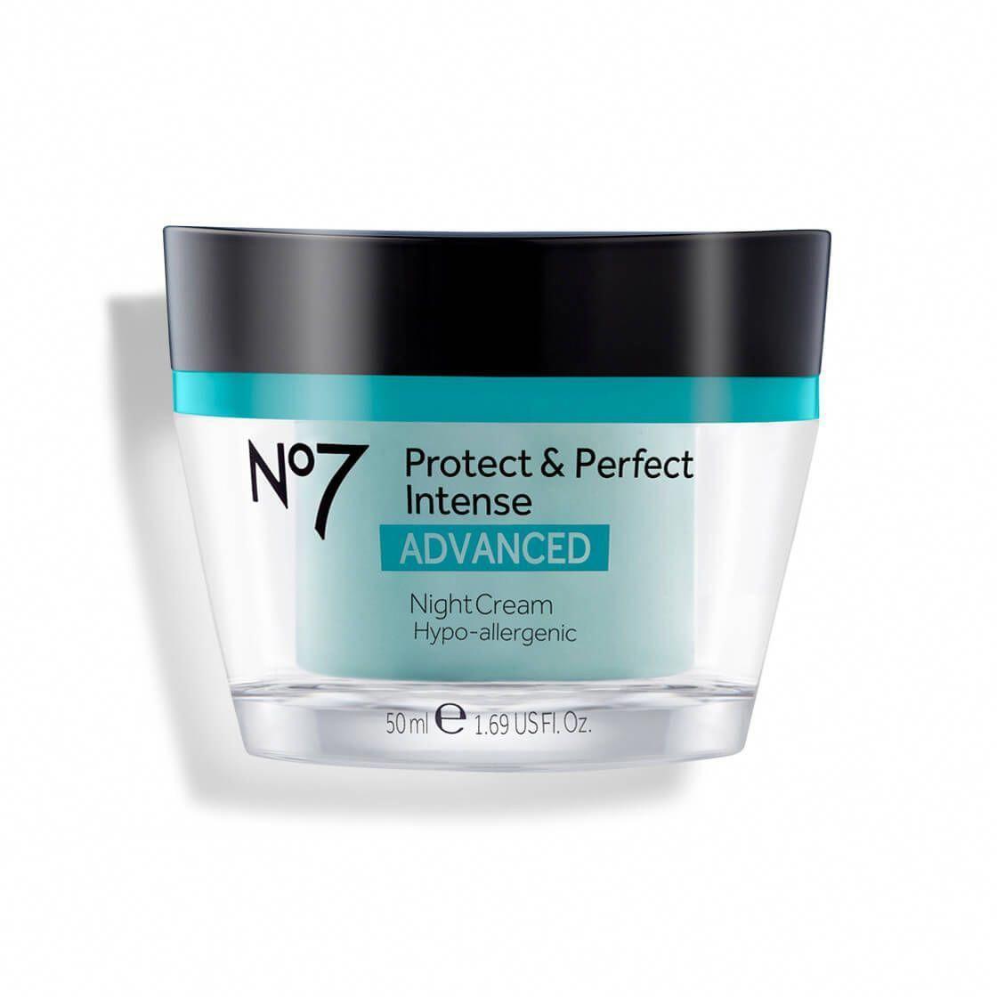 Protect Perfect Intense Advanced Night Cream In 2020 Night Creams Face Cream No7