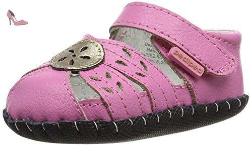 pediped Rosa, Chaussures de Naissance Pour bébé / fille - Beige - Beige  (Gingersnap), 0-6 mois - Chaussures pediped (*Partner-Link) | Pinterest |  Father, ...