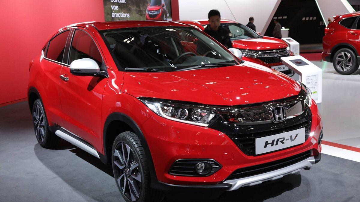 2021 Honda HRV Redesign, Trim Specs in 2020 Honda hrv