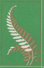 Swap Vintage/tarjeta de juego - 1 Single-Helecho