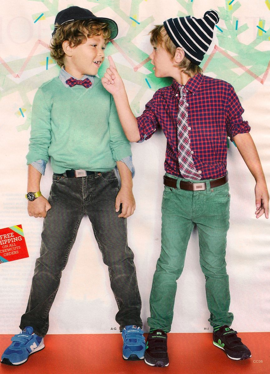 little boys in bow ties and ties. love
