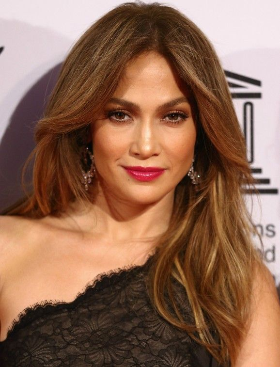Jennifer Lopez Findik Kabugu Sac Rengi Brown Hair Colors Hair