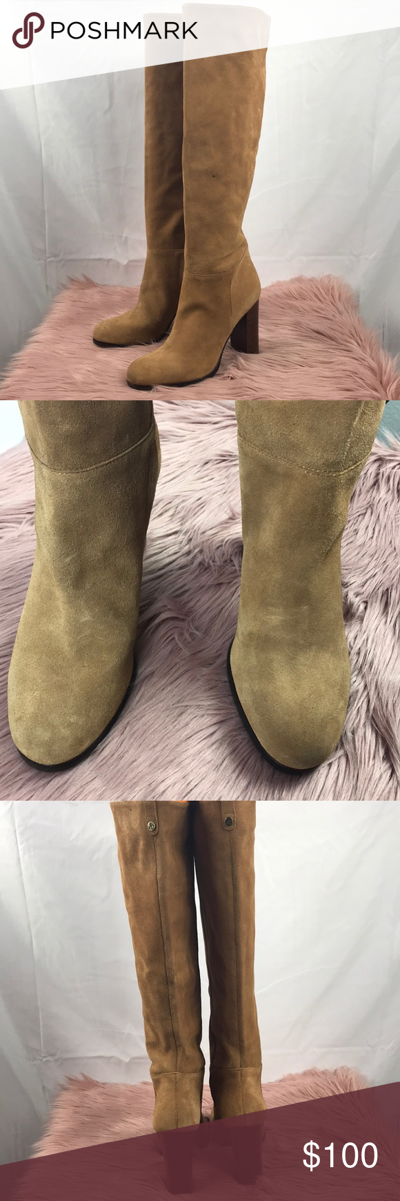 5a110df34ebb Sam Edelman Women s Silas Slouch Boot GENTLY USED with MINOR DEFECTS COMES  WITH NO ORIGINAL BOX