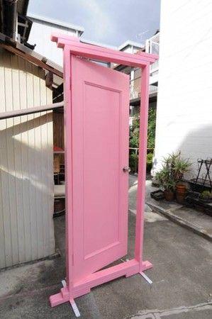 任意門どこでもドア ドラえもん Sumally どこでもドア ドア ベランピング