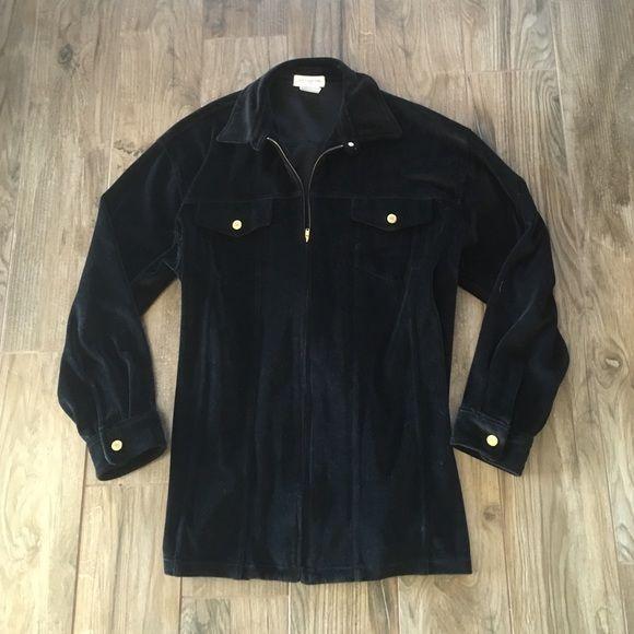 49194e621 Jones New York black Valore jacket Jones New York sport. Black Valore jacket.  In excellent, like new condition. Jones New York Jackets & Coats Utility ...