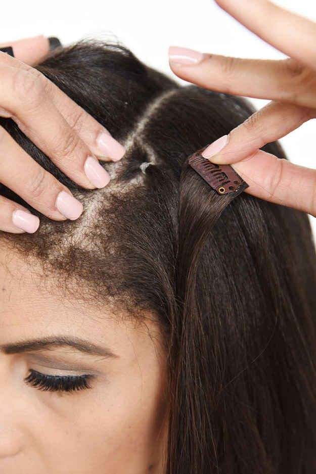 This guide will show you exactly how to use clip in hair this guide will show you exactly how to use clip in hair extensions pmusecretfo Image collections