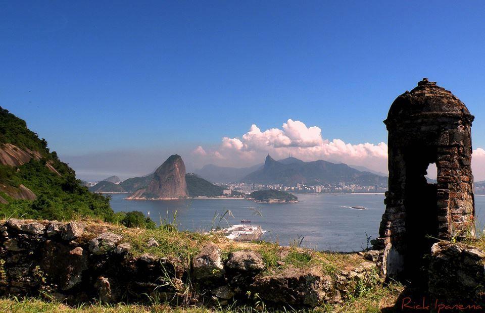 Niteroi (RJ) - Forte São Luiz  Foto: Rick Ipanema www.italianobrasileiro.com