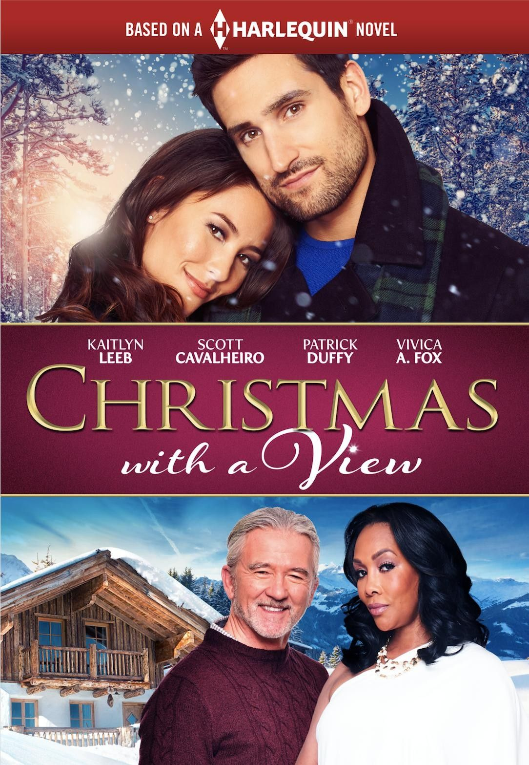 Christmas With a View Christmas movies, Netflix